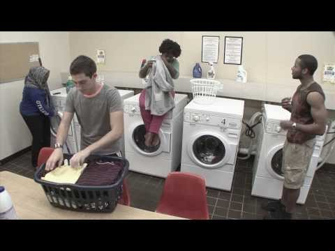 University at Buffalo:  Laundry Tips