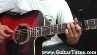 Kate Walsh - Your Song, by www.GuitarTutee.com