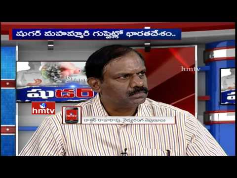Debate On Hyderabad is Diabetes Capital of India - Breaking Story with VK | HMTV