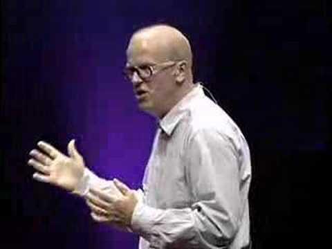 Charles Leadbeater: The era of open innovation
