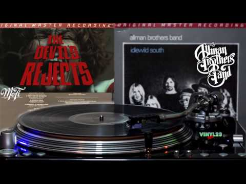 Midnight Rider VINYL The Allman Brothers Band 180gr Mofi Reissue