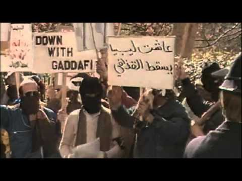Rise and fall of Colonel Gaddafi