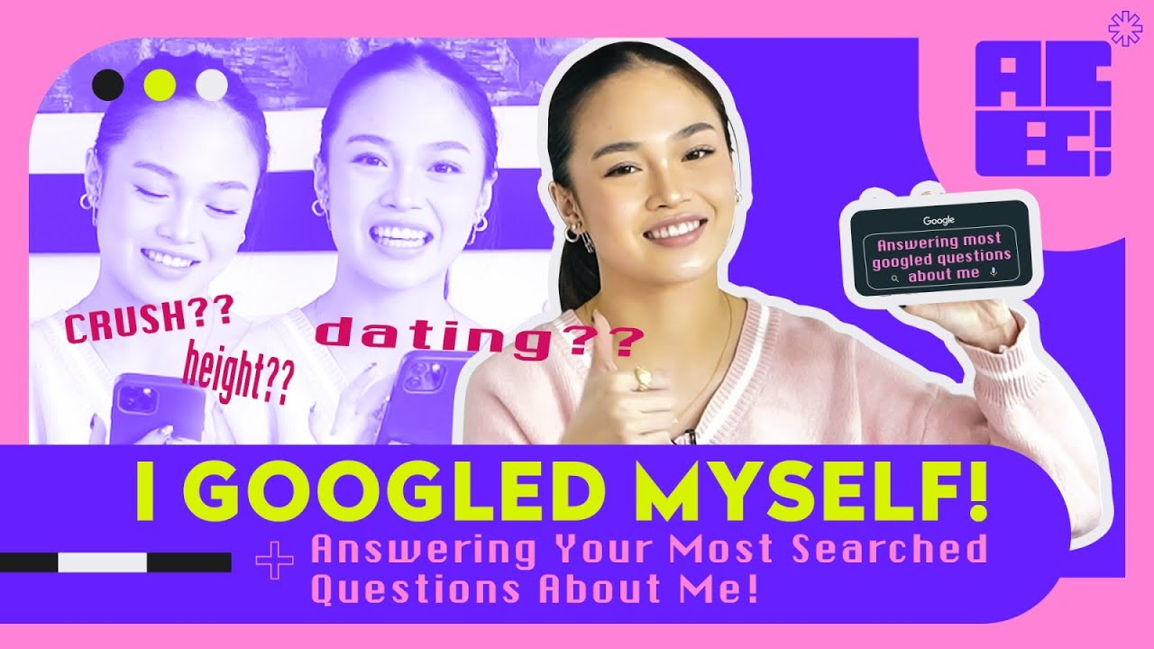 I GOOGLED MYSELF! (Answering Your Most Searched Questions About Me!)   AC Bonifacio