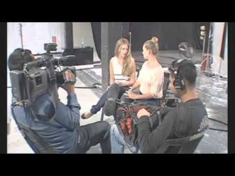 making of April Esti Ginzburg