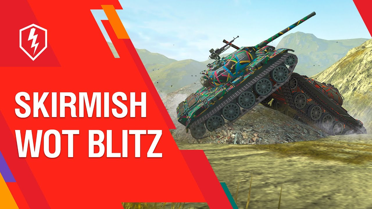 WoT Blitz. The New Skirmish Mode. How to Play?