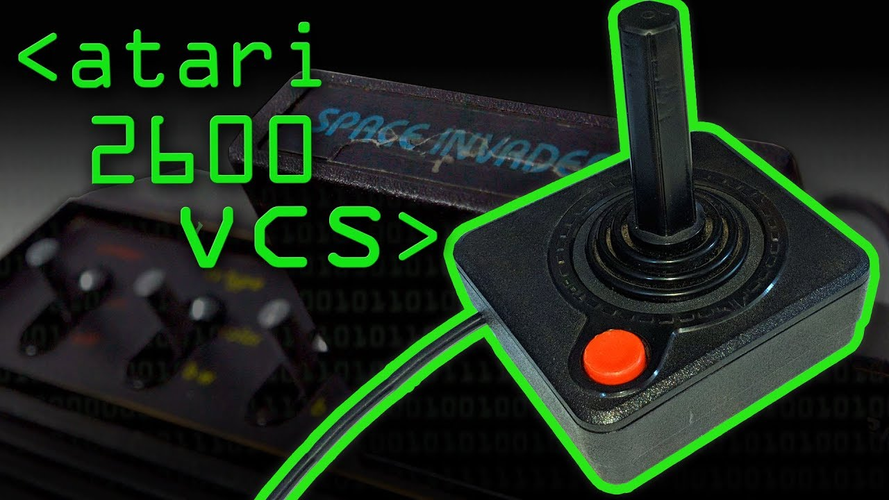 Atari 2600 VCS & Adventure - Computerphile