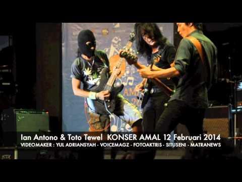 Ian Antono, Toto Tewel, Rocky & Rere