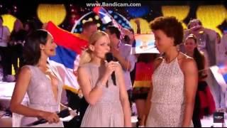 Евровидение 2015. Объявление победителя. Финальная песня