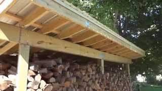 Firewood Shed 4