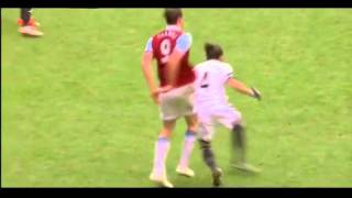 Andy Carroll Red Card v Swansea