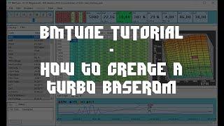 BMTune - How, um Verstärkt Baserom - Konvertieren N/A Gesteigert