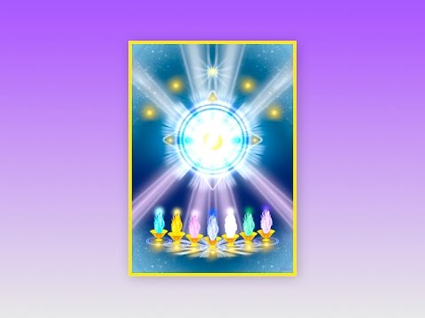 Ascended Masters Monthly Meditation July 2016 with Goddess of Liberty