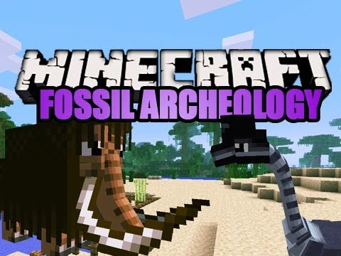 Fossils And Archeology Mod Guide