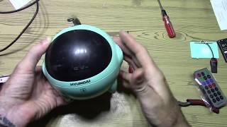 Hyundai h-1634ub обзор внутренностей)