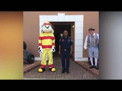 BFRS Launches Free Home Fire Safety Visits Bermuda, June 8 2019
