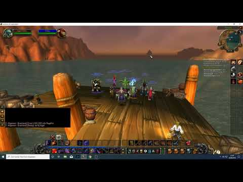 Warsongnachschub | Quest | GM Wolf | World Of Warcraft Classic | HD