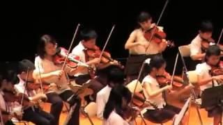 2015.9.6 成田ジュニアストリングオーケストラ 20周年記念コンサート 成田ジュニア・ストリングオーケストラは小学生から高校生の団員で構成さ...