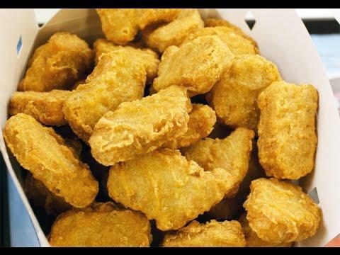 Mcdonalds Chicken Nuggets Recipe Yummy Chicken Bites Homemade
