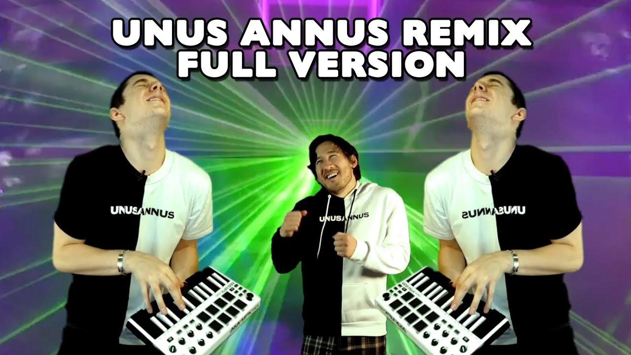 Leslie Wai - Unus Annus Jazz Remix ft. Markiplier and CrankGamePlays (Full Version)