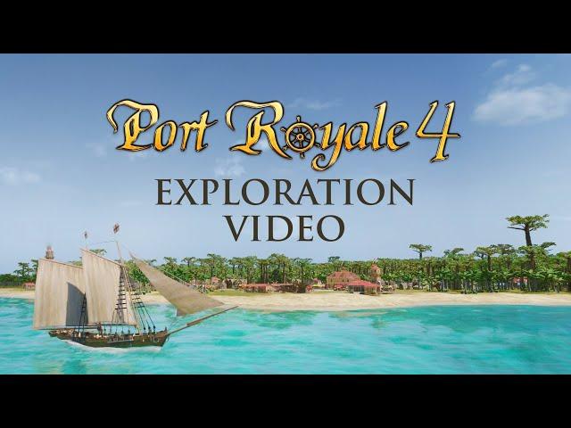 Port Royale 4 (видео)