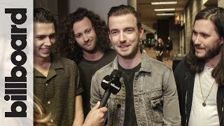 Lanco Wins New Duo or Group of the Year | Backstage Interview | ACM Awards