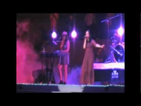 MI ALMA SONRIE en Mendoza con Julieta Venegas - 04/03/12