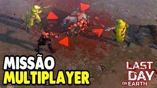 Completando Missão Multiplayer Setor 7 - Last Day On Earth