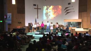 February 15, 2014 Service: God is Able