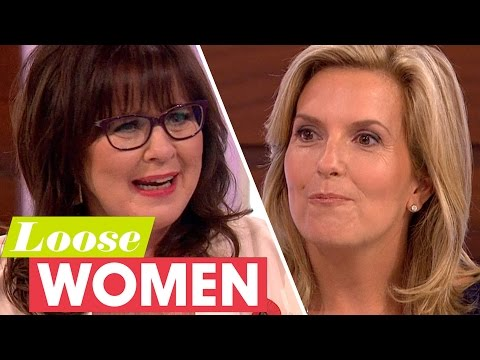 Three Week-Long Orgasm From Giving Birth?! | Loose Women