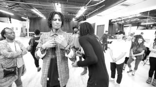 les twins dancing to runaway love by ludacris feat mary j blige