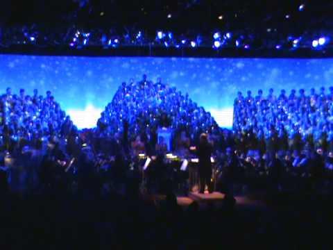 West Salem WI High School Choir- Candlelight Processional