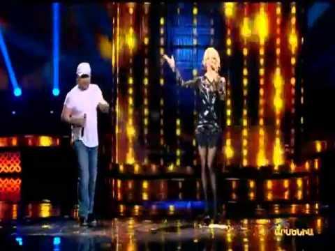 Тата Симонян и Кристина Орбакайте на премии 'Tashir 2013'