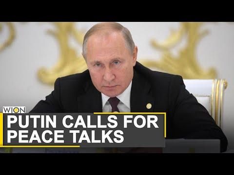 Russia invites Armenia, Azerbaijan for peace talks | World News | WION News