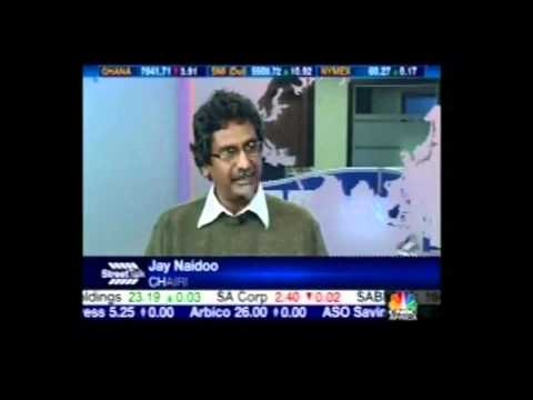 Jay Naidoo