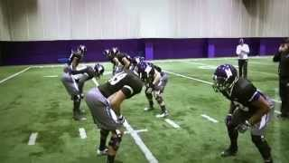 Northwestern Wildcats dip and rip: Linebackers