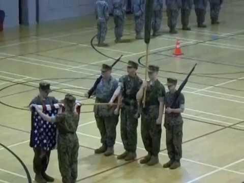 Ripley Ohio MCJROTC at the MSU Raider Challenge 2017