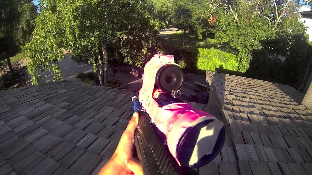 Airsoft Backyard War hd 1080p) epic airsoft backyard war/battle - youtube