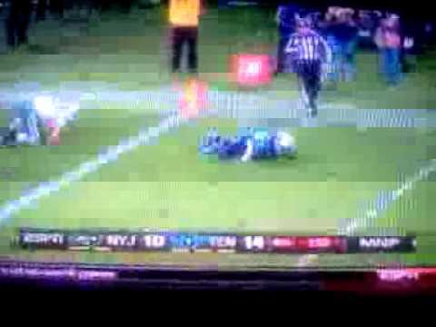 Mnf highlights Titans vs Jets