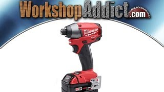 Milwaukee M18 Fuel 3 Speed Brushless Impact Driver 2653 22