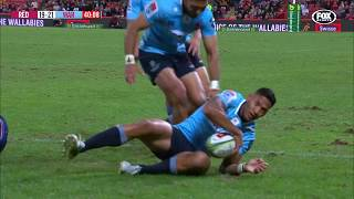 2018 Super Rugby Round 16: Top Tries