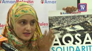 Aman Palestin kempen Jom Menyumbang RM50