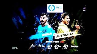 IND vs AUS 2017 TITLE SONG