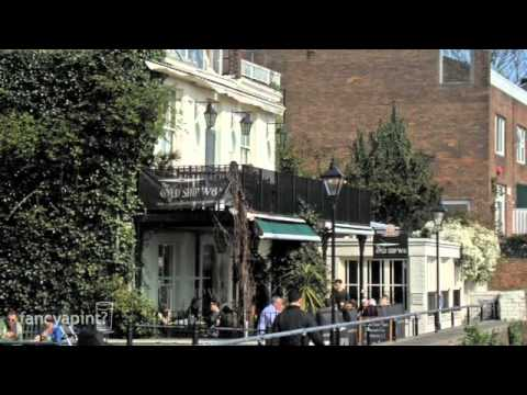 London pub guide for West London river side