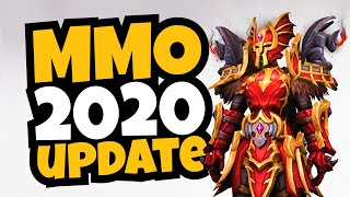 MMO Progress Report 2020 (What T๐ Play?)