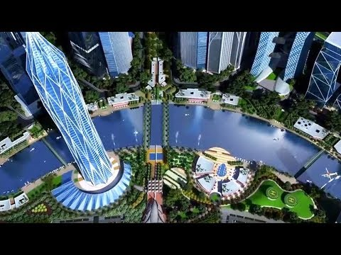 Gujarat International Finance - Tech-City (GIFT)