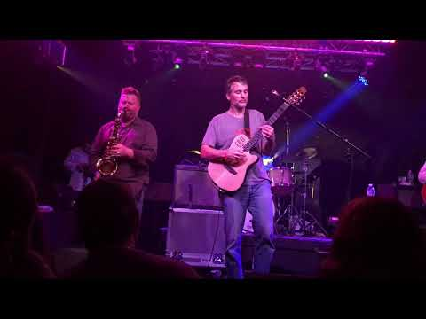 Sultans of Swing - Agents of Good Roots - Broadberry, Richmond - 10/29/17