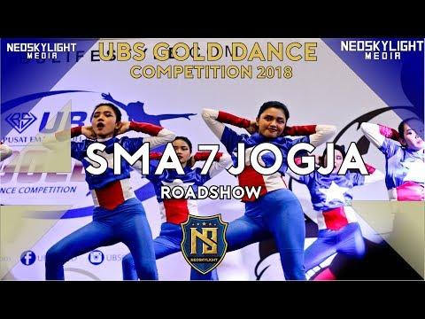 SMA Negeri 7 I Roadshow @UBS Gold Dance Competition I [@Neoskylight_Media] 2018