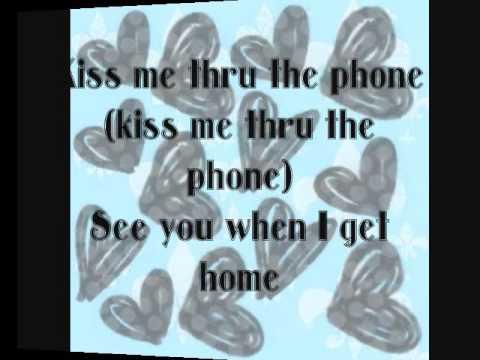 Soulja Boy TellEm ft. Sammie - Kiss Me Thru The Phone With Lyrics HQ