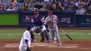 St Louis Cardinals vs Los Angeles Dodgers Full Highlights Game - 8/21/18