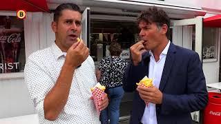 Ik ben weleens het PSV-stadion uitgezet', Frietje met... burgemeester Paul Depla van Breda